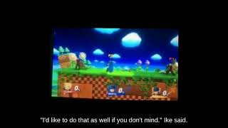 Vertical Recovery Falco near Pac-Maze against Zoning Ice Climbers _ N64
