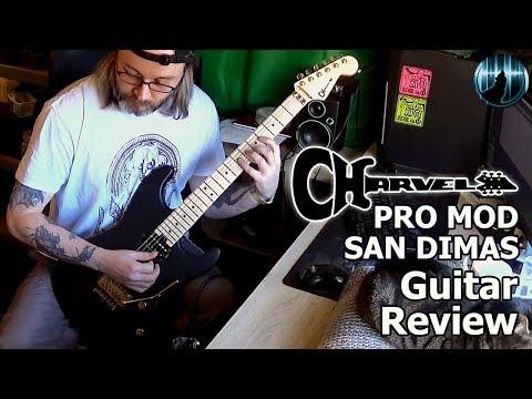 Charvel Pro Mod San Dimas HH FR Style 1 Guitar Review