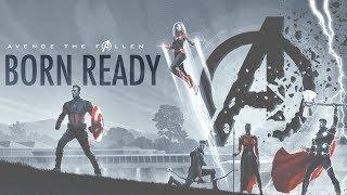 Marvel Tribute | Born Ready