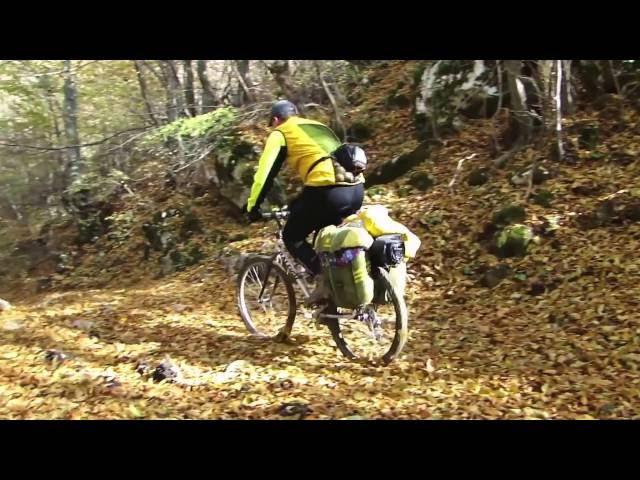 Bikepacking Trip in Trascau Mountain - Apuseni Mountain - Transilvania - Romania