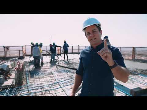 Acompanhamento da obra - RESIDENCIAL VILLA BARÃO / AGOSTO 2020