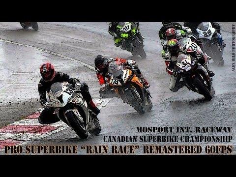 "PRO SUPERBIKE ""RAIN RACE"" [13.31] 60fps"