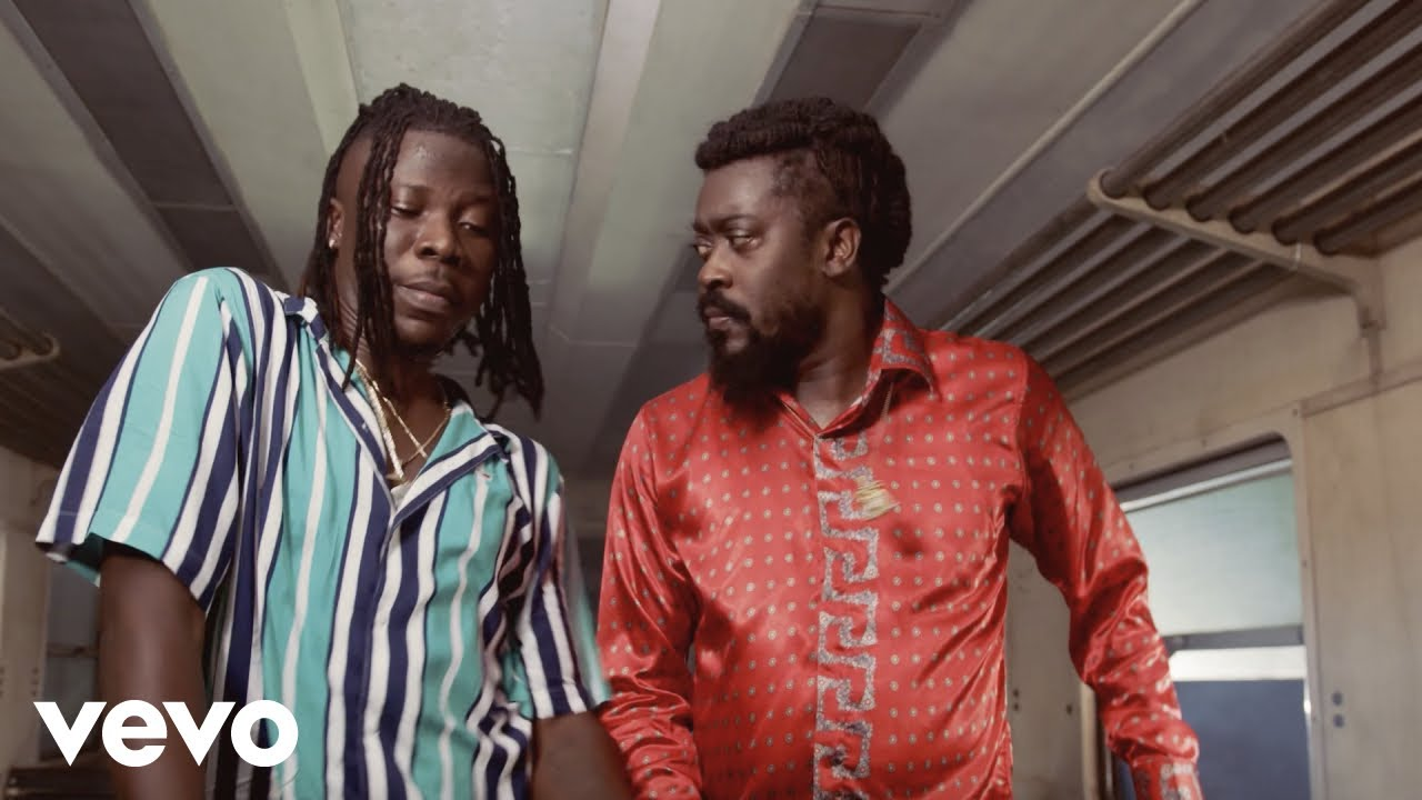 Image result for stonebwoy beenie man