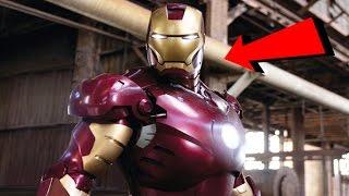 La Verdadera Razon por la que Ironman no usa Vibranium o Adamantium en su traje