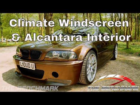 Project E46 M3 - Climate Comfort Windscreen & New Alcantara Interior - Ep:19 - The Benchmark