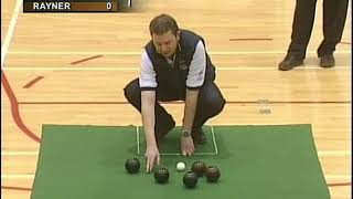 2006 National Pairs Semi Final Rayner vs Persico. Part One