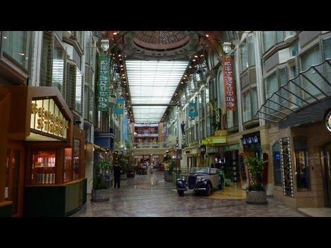 Adventure of the Seas - Royal Promenade Tour