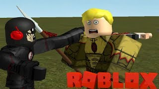 ROBLOX Black Flash kills Reverse Flash