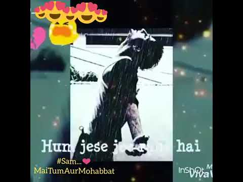 Hum Jaise Jee Rahe Koi Jee K Dikhaye _ __ Beautiful Love Song 2018_Nitin  Gupta [360p]