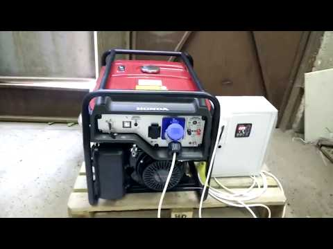 Honda Generator Review. Noise Level, Generator Start. Review, Get Price - TheBatteryStation.com