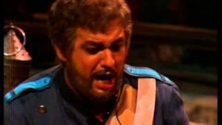 Plácido Domingo - La Fleur Que Tu M'Avais Jetée, Live in Vienna, 1978
