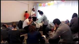 Harlem Shake MG Birthday