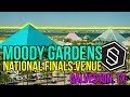 MOODY GARDENS | GALVESTON, TX | STREETZ 2018 NATIONAL FINALS VENUE