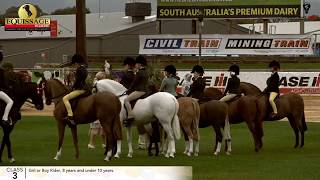 2018 Equissage Royal Adelaide Show Main Arena LIVE - Day 1