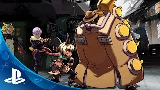 Skullgirls on PS3 -- Big Band Trailer