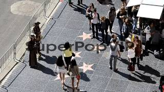 Scenes From Hollywood Boulevard, California on March 11, ...