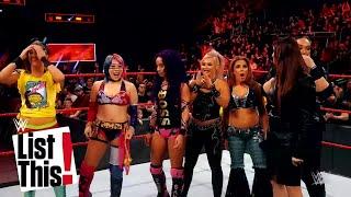 5 kontroverse Eliminierungen im Royal Rumble Match: WWE List This! (DEUTSCH)