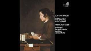 Joseph Haydn - Piano Concerto in D major, H.XVIII:11 - I. Vivace