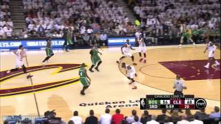 Boston Celtics vs Cleveland Cavaliers - Full Highlights | Game 2 | April 21, 2015 | NBA Playoffs