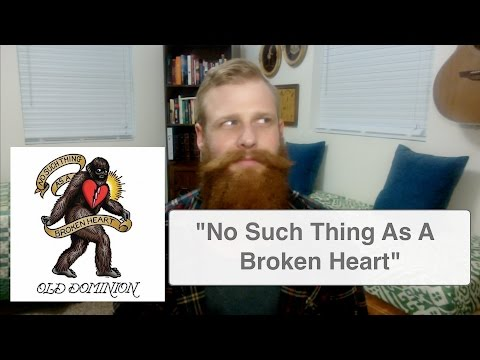 Old Dominion - No Such Thing As A Broken Heart | Reaction