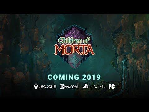 Children of Morta - релиз состоится этим летом