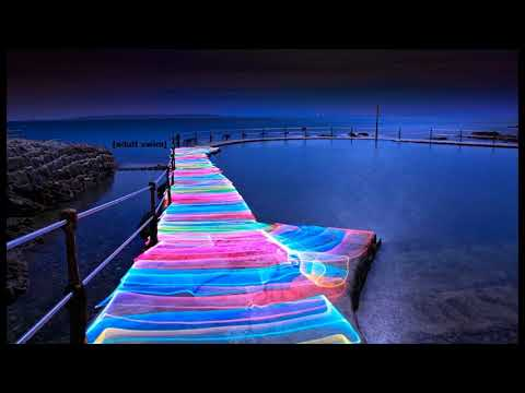 Adult Swim Bump  Rainbow Road