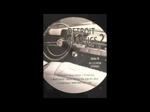 "JACKIE MITTOO ""Wall street"" (Re-edit M's Mix)"