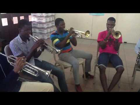 Open Jam@Horns Alive(Re:Play - Osibisa 'Welcome Home')