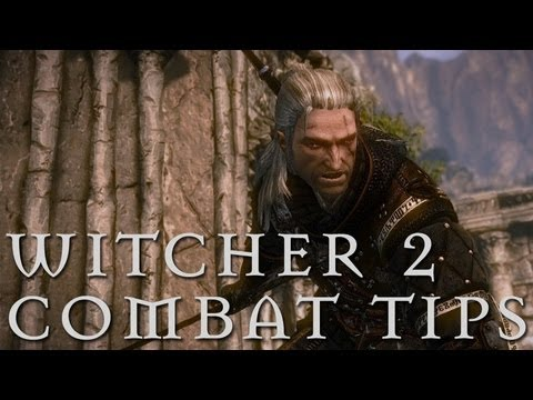 Combat Tips - The Witcher 2 (Enhanced Edition)