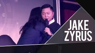 Jake Zyrus serenade JAKEsters in Cebu
