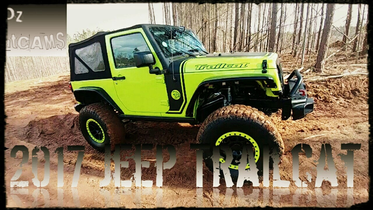 2017 jeep trailcat off road test youtube 2017 jeep trailcat off road test