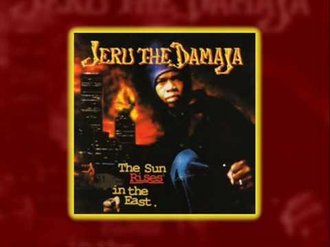 Jeru The Damaja:  You Can't Stop The Prophet