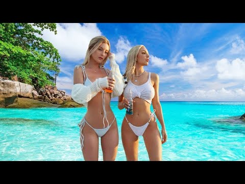 4K Bali Summer Mix 2020 🍓 Best Of Tropical Deep House Music Chill Out Mixed By Queen Melody