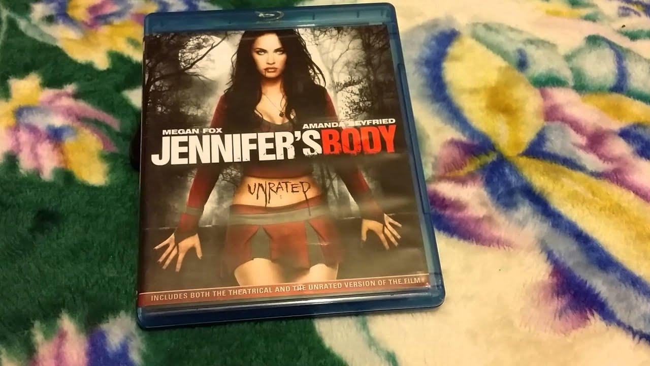 Download Jennifer's Body Blu-ray Unboxing