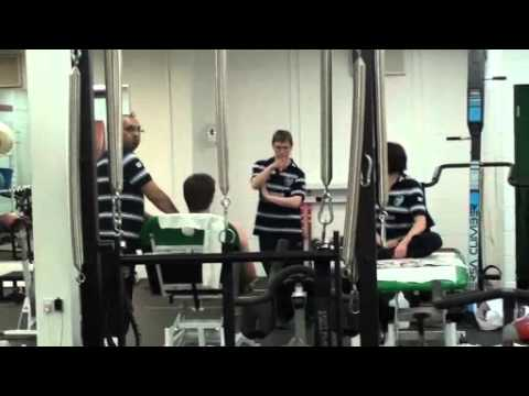 GUINNESS Premiership finals 2010 : Lewis Moody - Video Diary 2