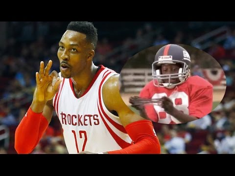 DWIGHT HOWARD IS A BUM (Stickum? Really Dwight?!)