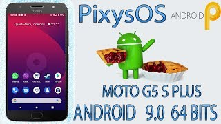 Pixys Os Moto G5 Plus Video in MP4,HD MP4,FULL HD Mp4 Format
