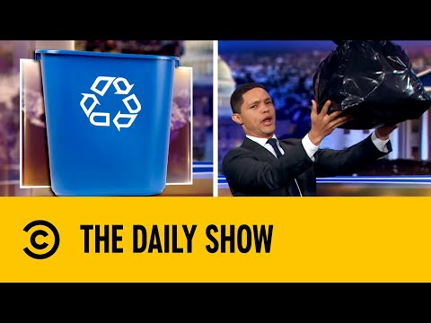 Contaminated Waste Is Showing Up On America's Doorstep | The Daily Show with Trevor Noah