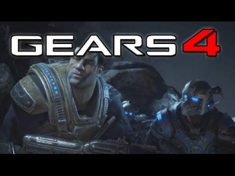 Gears of War 4 Gameplay - Prologue Story Hoffman The Legend ✰