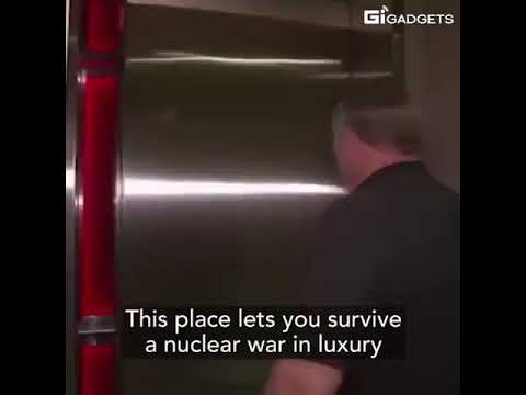 3million doller Bunker...Engineering and architecture
