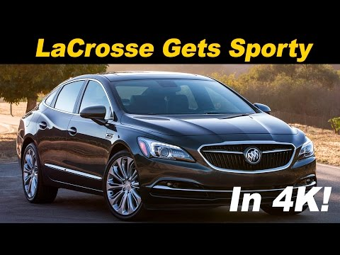 2017 Buick LaCrosse Review and Road Test - DETAILED in 4K UHD!
