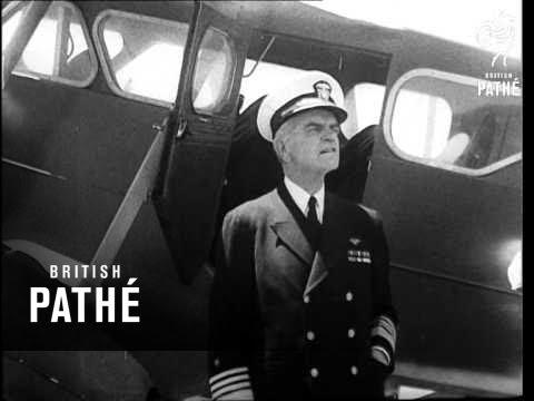 Admiral Halsey Interview (1943)
