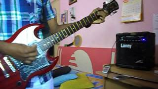 TU HI HAI AASHIQUI | DISHKIYAOON | ELECTRIC GUITAR COVER |