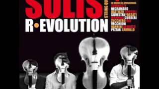Solis String Quartet VS Daniele Silvestri - Gli impermeabili