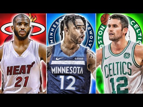 10 NBA Players That Will Be Traded This Season
