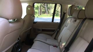 2011 Land Rover Range Rover Test Drive