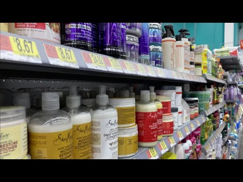 Walmart Makes Changes After CBS4 Reported Only Multicultural Hair Products Were Locked Up