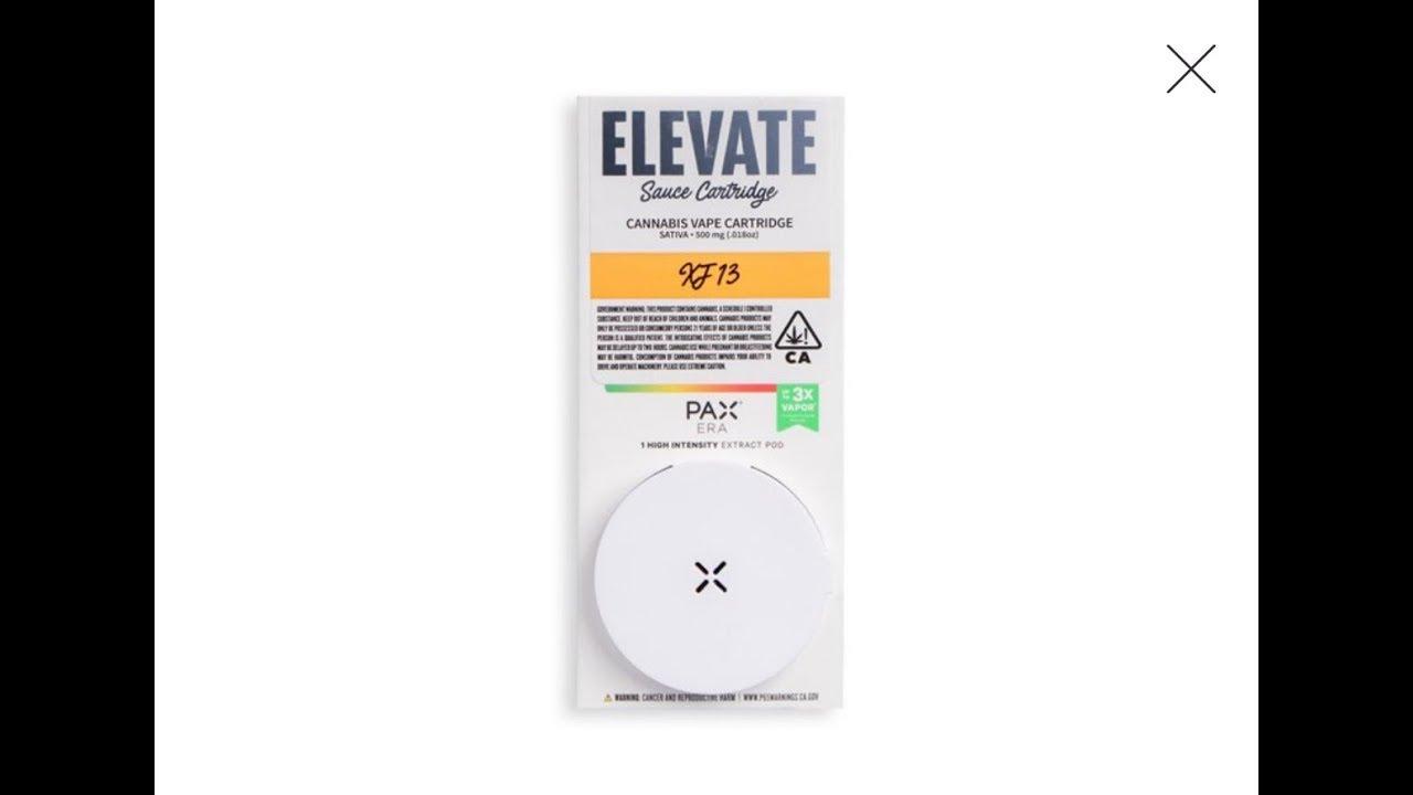 Happy Sticks XJ13 Elevate Sauce Pax Pod review!!!