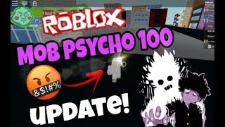 GRAVITY SPECIALTY! | MOB PSYCHO 100 | ROBLOX