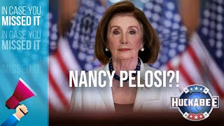 What Does Pelosi, This Car Thief, and A Quaker Mugger, Have In Common?   ICYMI   Huckabee
